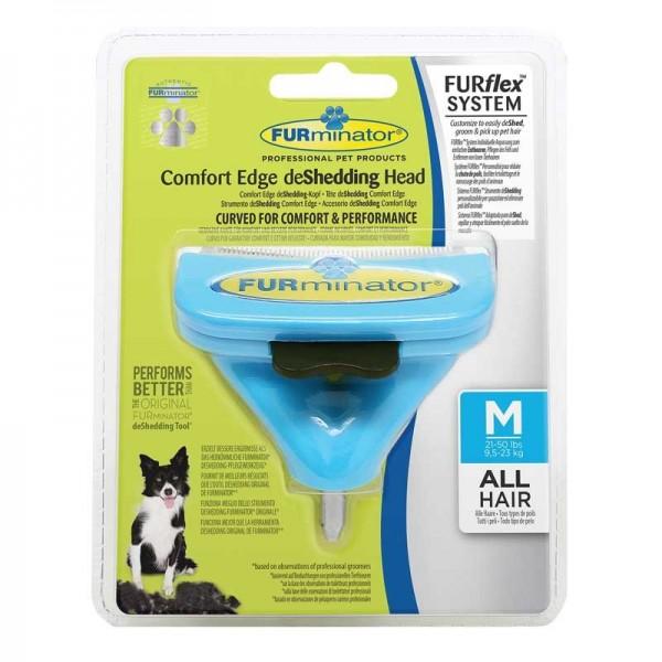 FURminator Testina FURflex per Cani Medium
