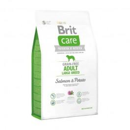 Brit Care Adult Large Grain Free Salmone e Patate