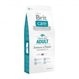 Brit Care Adult Grain Free Salmone e Patate