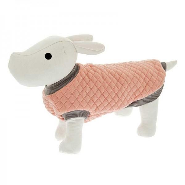 Ferribiella Felpa Maratona Rosa per Cani