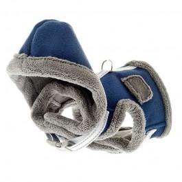 Ferribiella Pettorina con Cappotto Hood per Cani