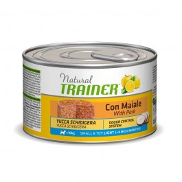 Trainer Natural Small & Toy Light al Maiale per Cani 150gr