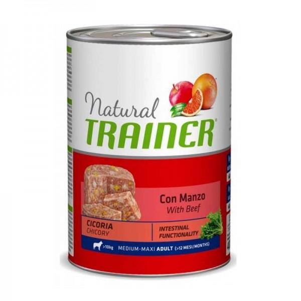 Trainer Natural Adult Medium Maxi al Manzo