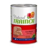 Trainer Natural Adult Medium Maxi al Manzo per Cani 400gr