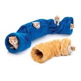 Karlie Tunnel Feline per Gatti