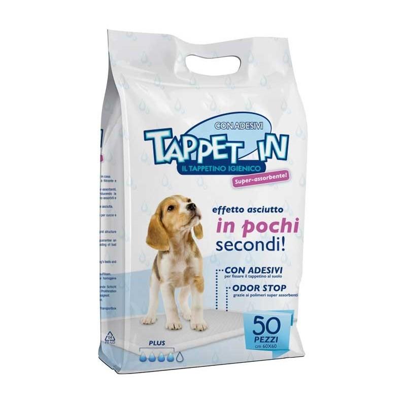 Tappet In Tappetini Igienici 50 Pz