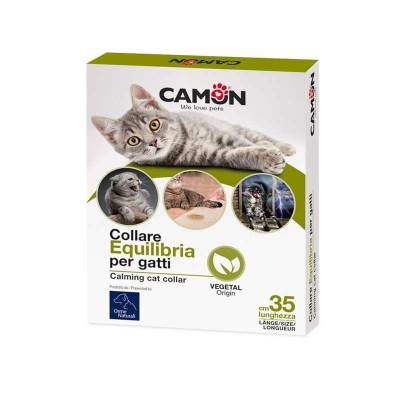 Orme Naturali Collare Calmante Equilibria per Gatti