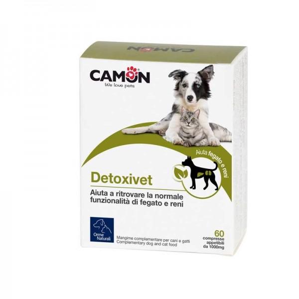Orme Naturali Detoxivet Cani e Gatti