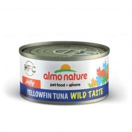 Almo Nature HFC Jelly Yellowfin Tuna per Gatti 70gr