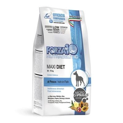Forza10 Cane Maxi Diet Pesce Secco