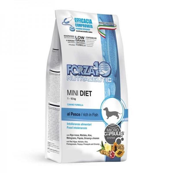 Forza10 Cane Mini Diet Pesce Secco