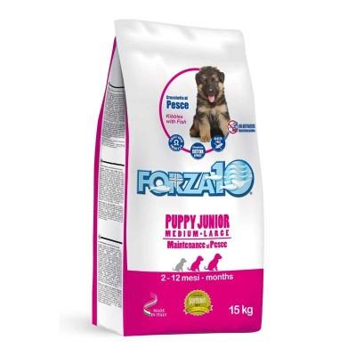 Forza10 Puppy Junior M/L Maintenance al Pesce