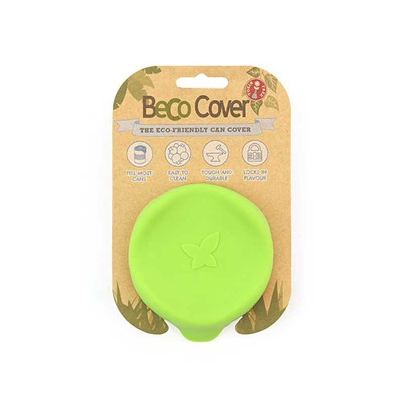 Beco Cover Coprilattina in Silicone Verde