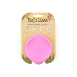 Beco Cover Coprilattina in Silicone Rosa