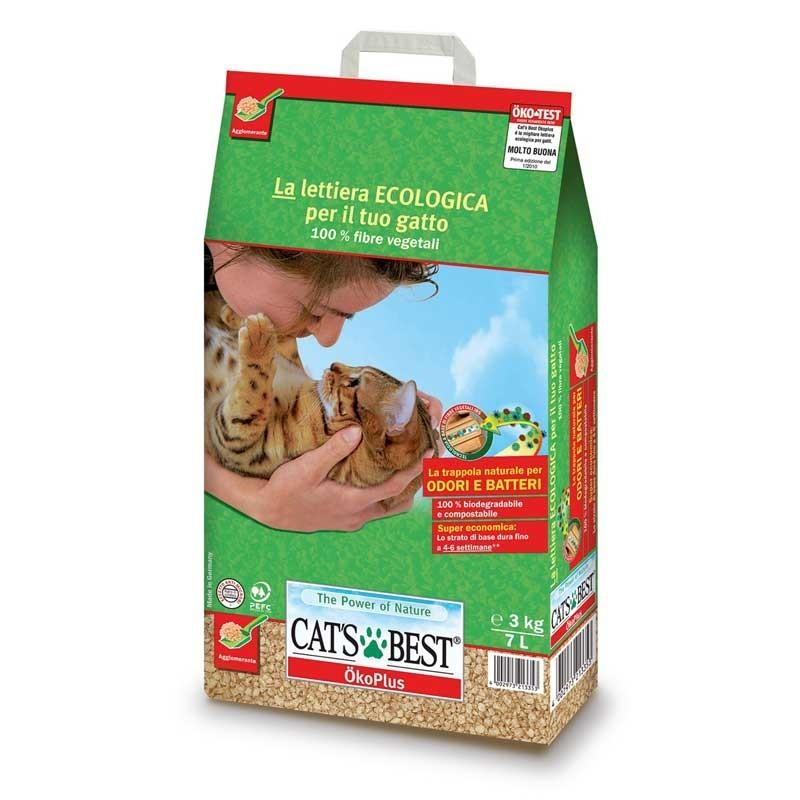 Cat's Best Lettiera Ecologica ÖkoPlus