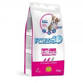 Forza10 Cane Puppy Junior S/M Pesce Secco