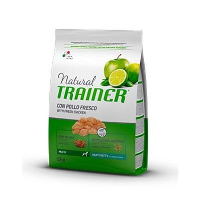 Trainer Natural Maxi Maturity con Pollo