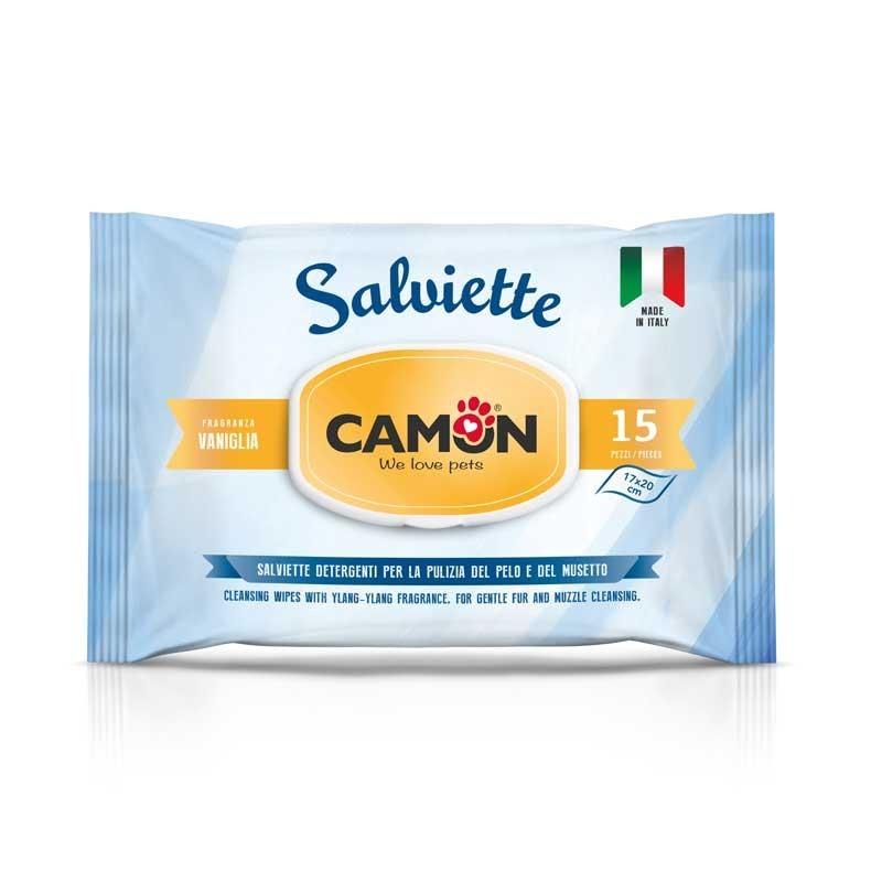 Camon Salviette Pocket alla Vaniglia