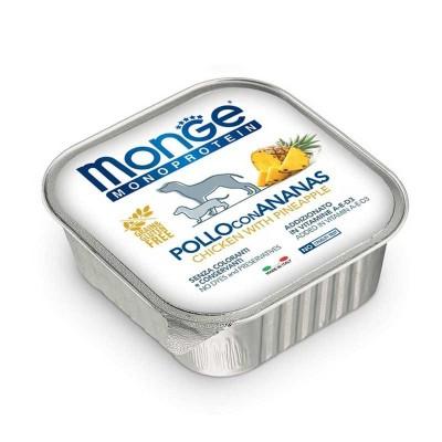 Monge Monoprotein Pollo con Ananas