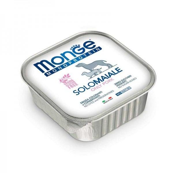 Monge Monoprotein Solo Maiale