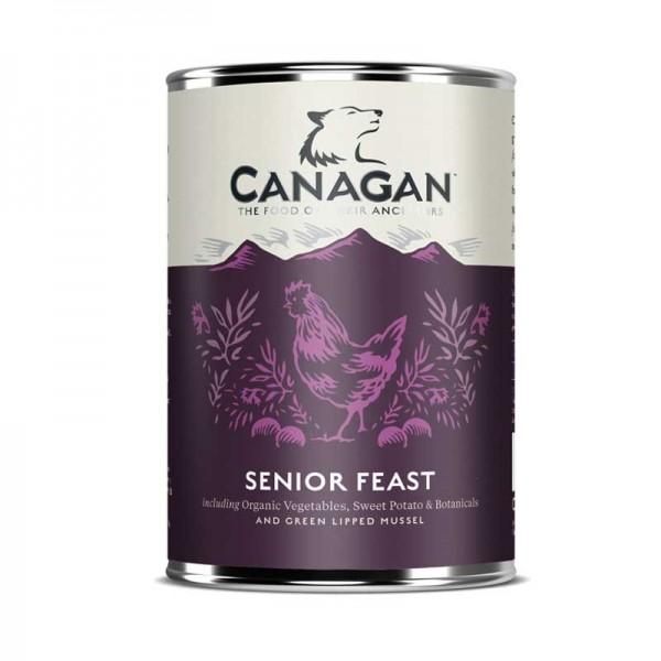 Canagan Senior Feast per Cani