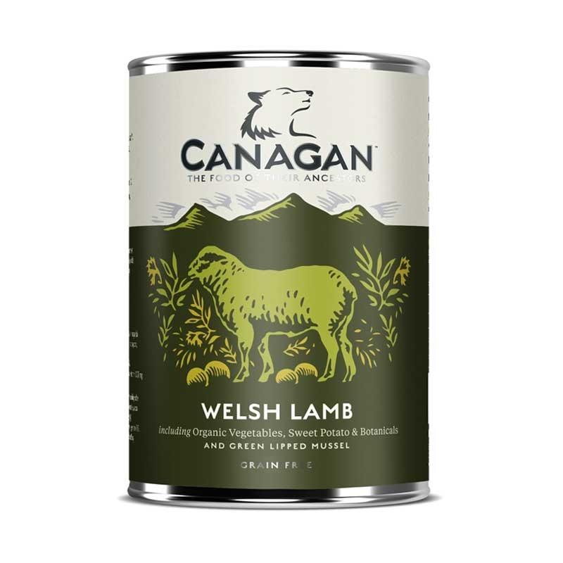 Canagan Welsh Lamb per Cani