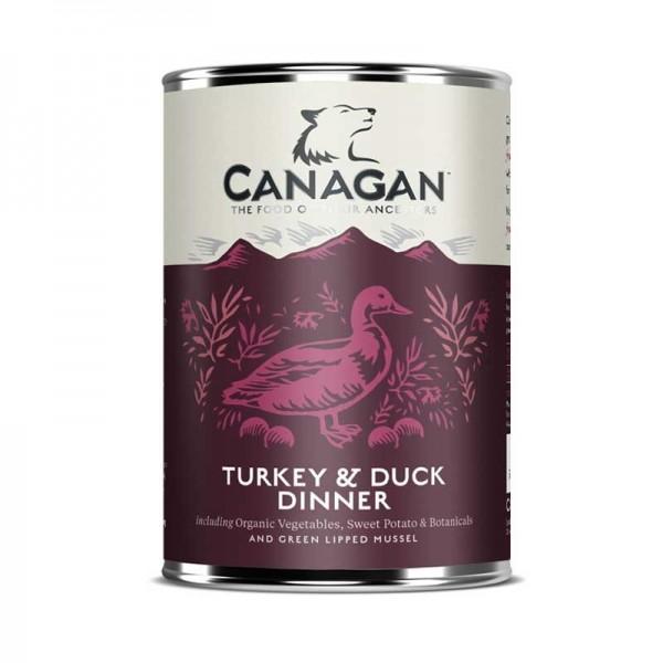 Canagan Turkey & Duck Dinner
