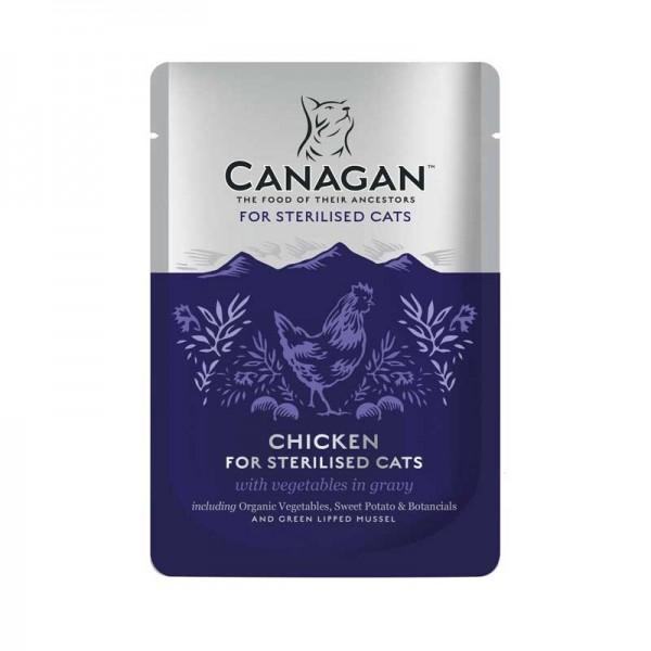 Canagan Chicken for Seniors & Sterilised