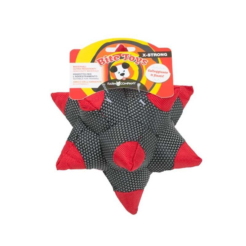 Farm Company Palla con Punte Bite Toy X-Strong