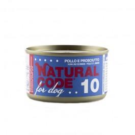 Natural Code Pollo e Prosciutto