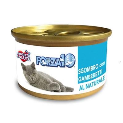 Forza10 Sgombro con Gamberetti al Naturale