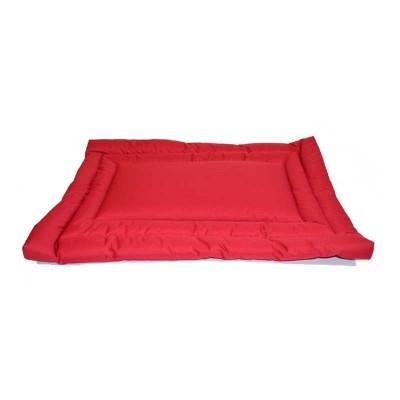 Fabotex Cuscino Rettangolare Rosso