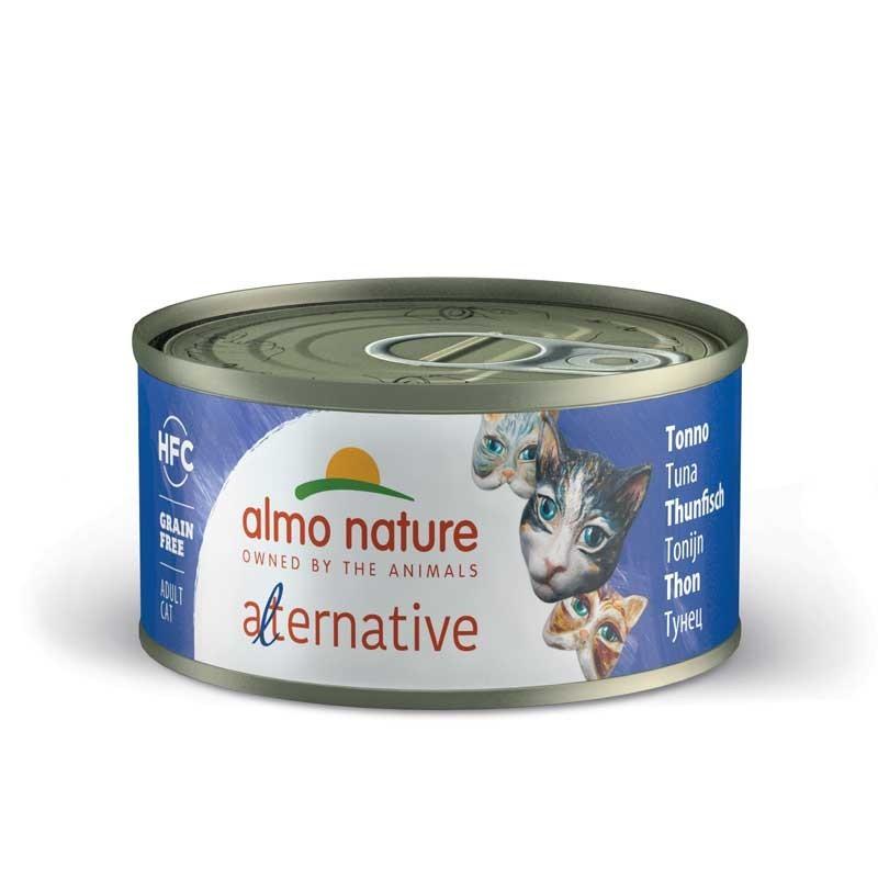 Almo Nature Alternative Tonno per Gatti 70gr