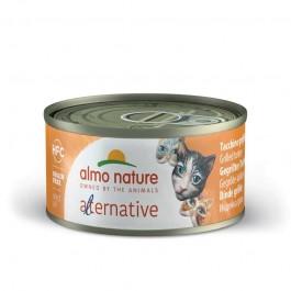 Almo Nature Alternative Tacchino Grigliato per Gatti 70gr