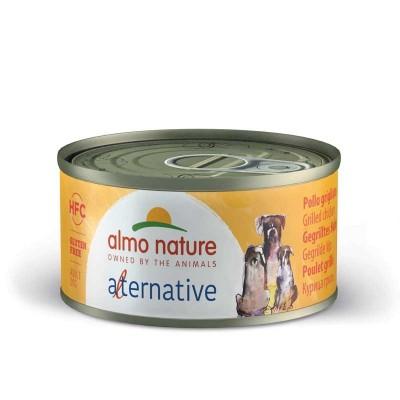 Almo Nature Alternative Pollo Grigliato per Cani 70gr