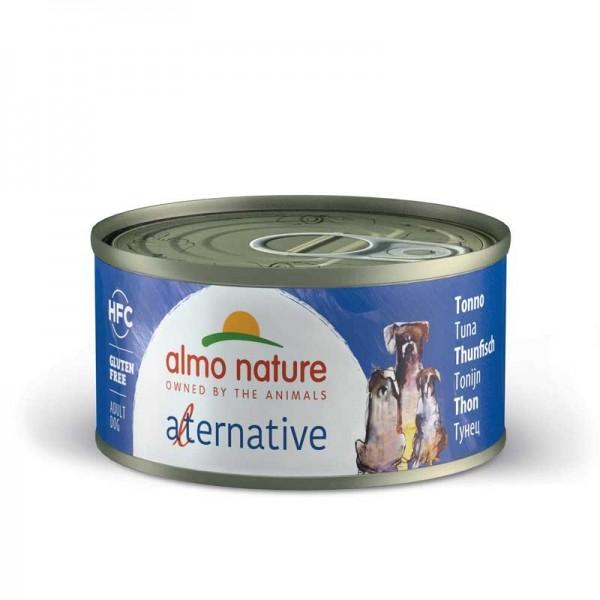Almo Nature Alternative Tonno per Cani 70gr