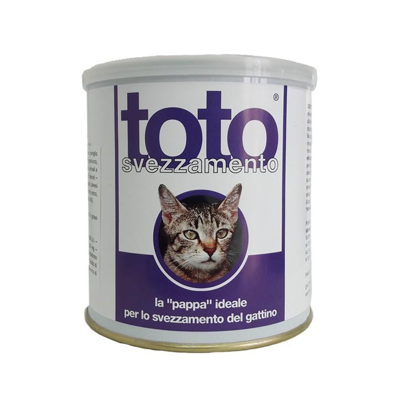 Toto Open Formula Svezzamento per Gattini