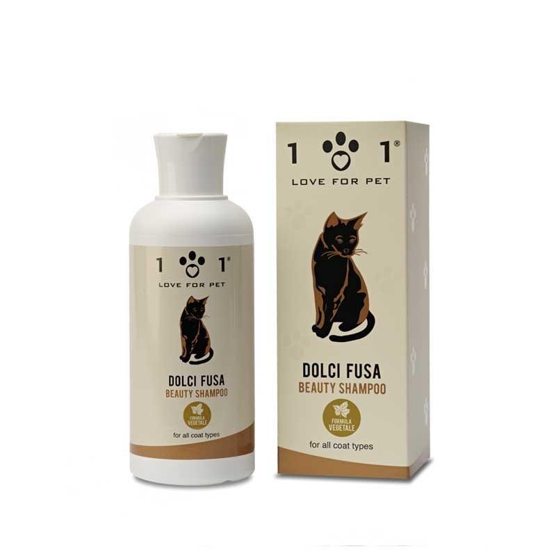 Linea 101 Shampoo Dolci Fusa per Gatti