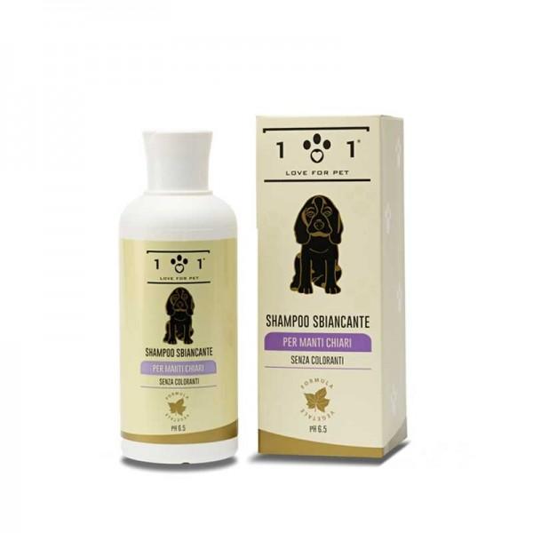Linea 101 Shampoo Sbiancante per Cani