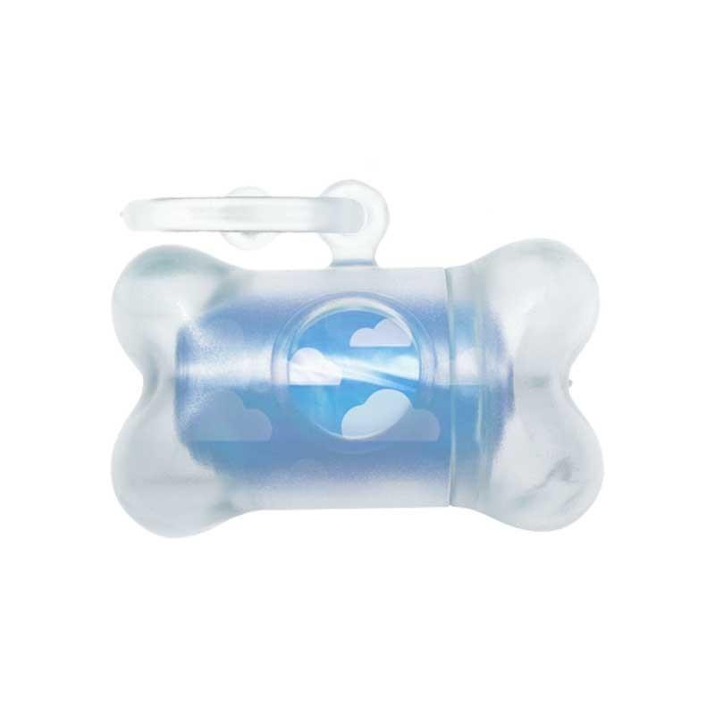 United Pets Dispenser Sacchetti Igienici Bon Ton Cloud® Trasparente