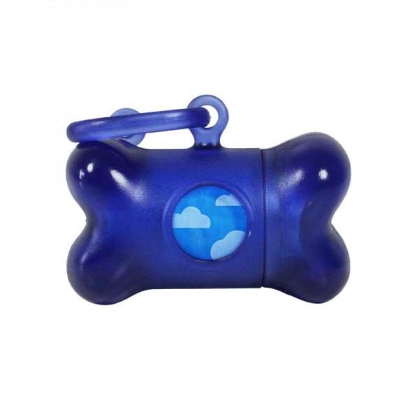 United Pets Dispenser Sacchetti Igienici Bon Ton Cloud® Blu