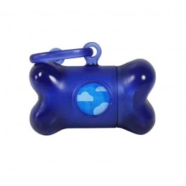 United Pets Dispenser Sacchetti Igienici Bon Ton Cloud® Blu