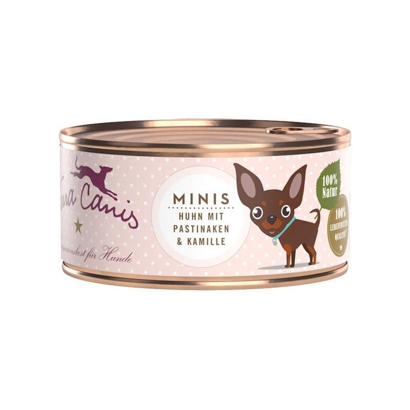Terra Canis Mini Menu Pollo con Pastinaca e Camomilla 100gr