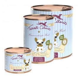 Terra Canis Puppy Agnello con Zucchine, Finocchio e Yogurt Magro