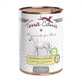 Terra Canis Hypoallergen Cavallo con Topinambur 400gr