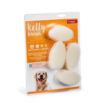 Kelly Brush Antitartaro per Cane