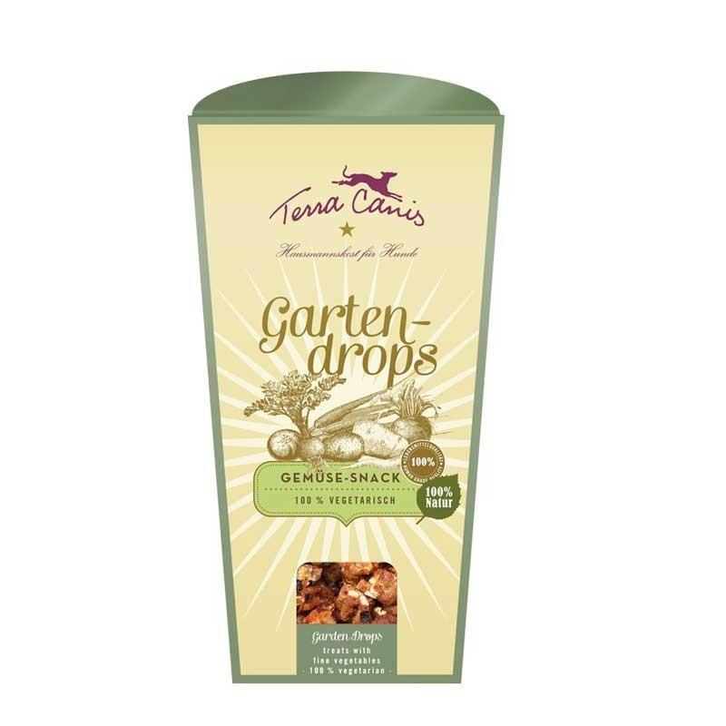 Terra Canis Snack Garten Drops alle Verdure per Cani