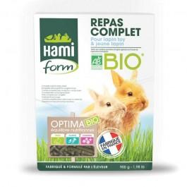 Hamiform Pasto Optima Bio per Conigli Toy e Coniglietti