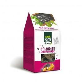 Hamiform Snack con Mele e Ribes Nero Friandise Gourmande