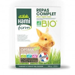 Hamiform Pasto Optima Bio per Conigli Nani